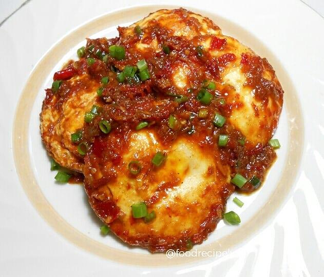 resep telur ceplok berbagai sumber