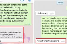 10 Chat nge-prank kangen ke pacar ini balasannya bikin cekikikan