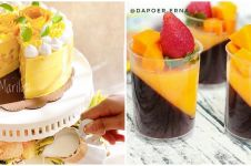 10 Resep puding mangga, enak, lembut, dan mudah dibuat