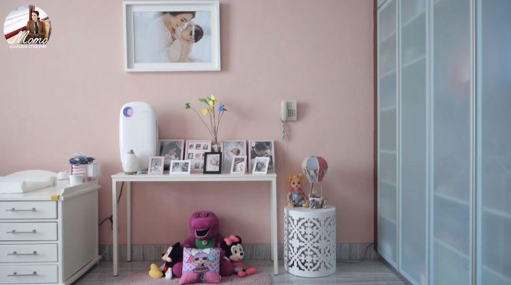 12 Potret kamar anak Momo Geisha, ada dapur hingga laundry ...