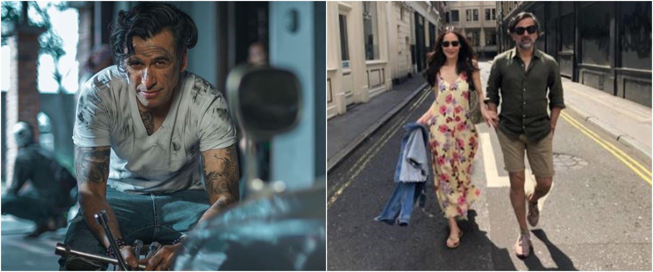 8 Potret terbaru keluarga Jeremy Thomas setelah menetap di London