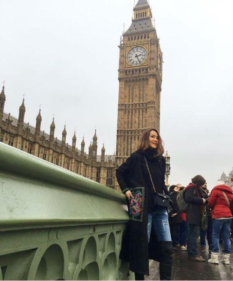 jeremy thomas menetap di London Instagram