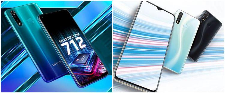 10 HP Vivo RAM 6 GB harga Rp 2 jutaan, desain elegan
