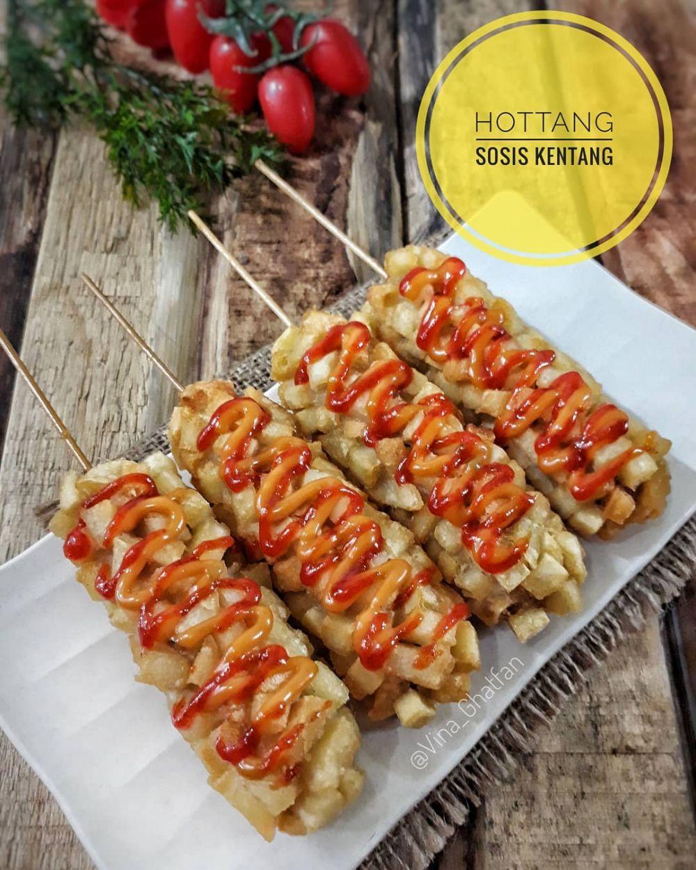 Resep jajanan kekinian dari kentang © 2020 brilio.net