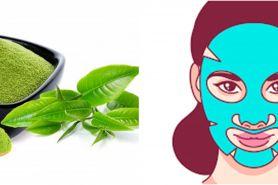 10 Cara membuat masker dari teh hijau, cocok untuk semua jenis kulit