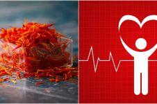 13 Manfaat saffron untuk kesehatan, mengurangi risiko kanker