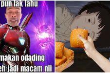 10 Meme jajanan odading, kocaknya bikin ngocok perut