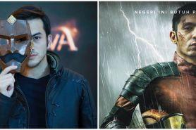 Gaya 5 seleb ganteng bintangi film fantasi, Rizky Nazar jadi Gatotkaca