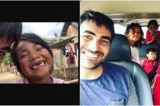 Kisah bule Spanyol lepas profesi bergengsi demi bantu anak Sumbawa