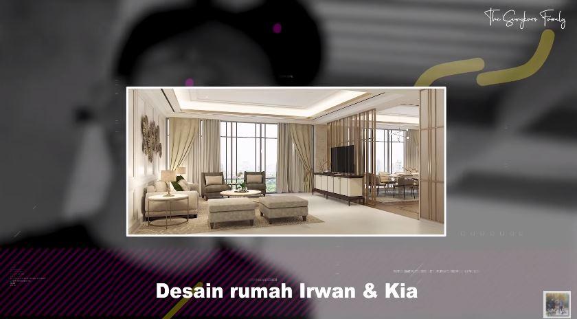 zaskia sungkar ungkap alasan jual apartemen © 2020 YouTube/The Sungkar Family