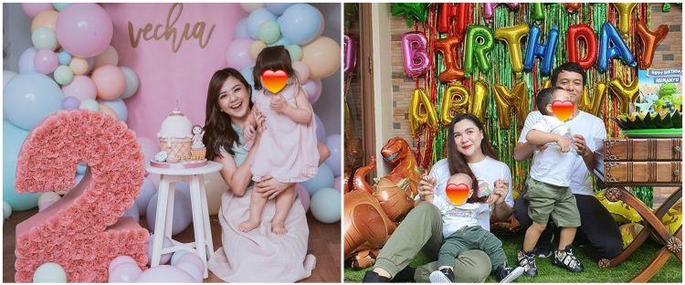 Cerita 5 seleb mendekor pesta ulang tahun sendiri, inspiratif nih