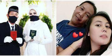 10 Momen mesra Cak Malik dan istri usai menikah, bikin baper