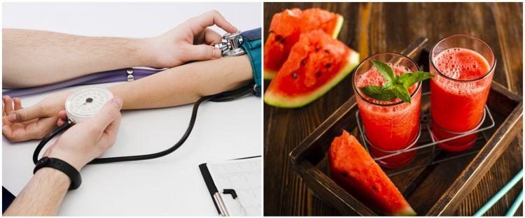 10 Minuman untuk menurunkan tekanan darah tinggi, ampuh dan alami