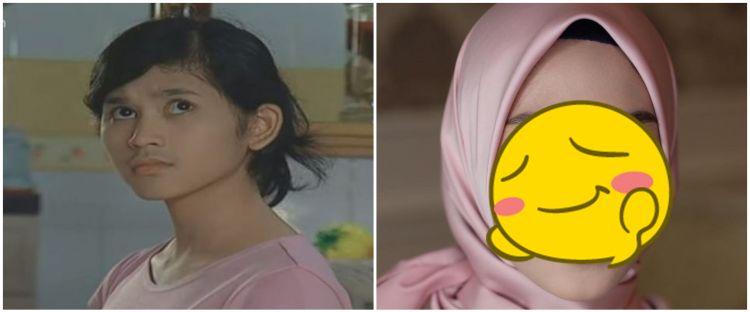 13 Tahun berlalu, ini 10 foto terbaru Minah 'Jungkir Balik Dunia Sissy
