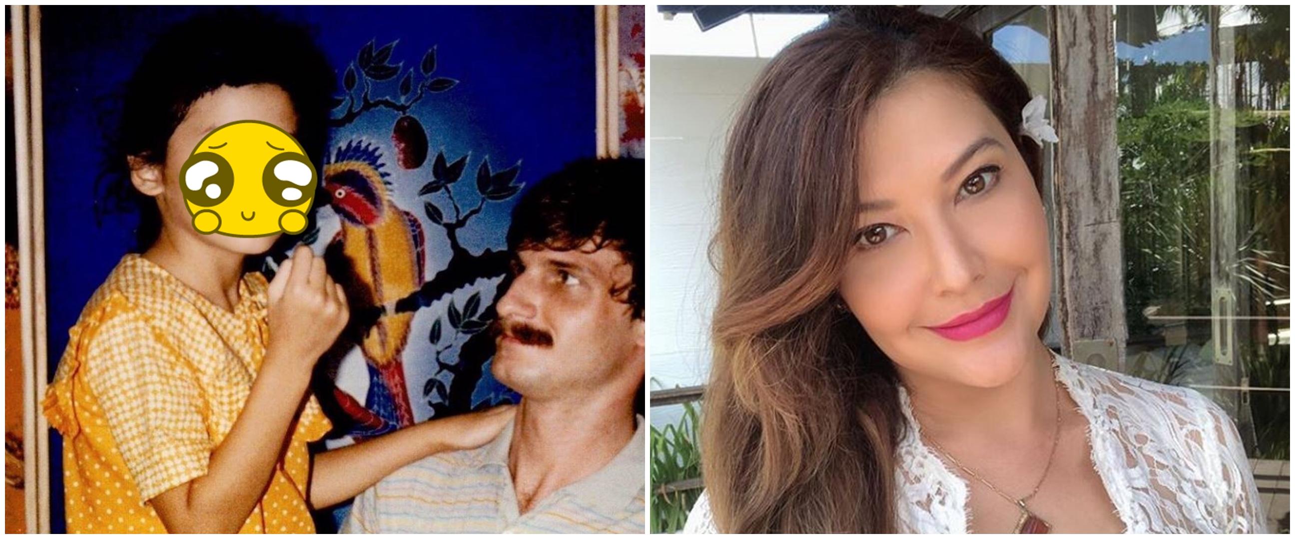 Memesona di usia 45 tahun, ini 10 transformasi Tamara Bleszynski