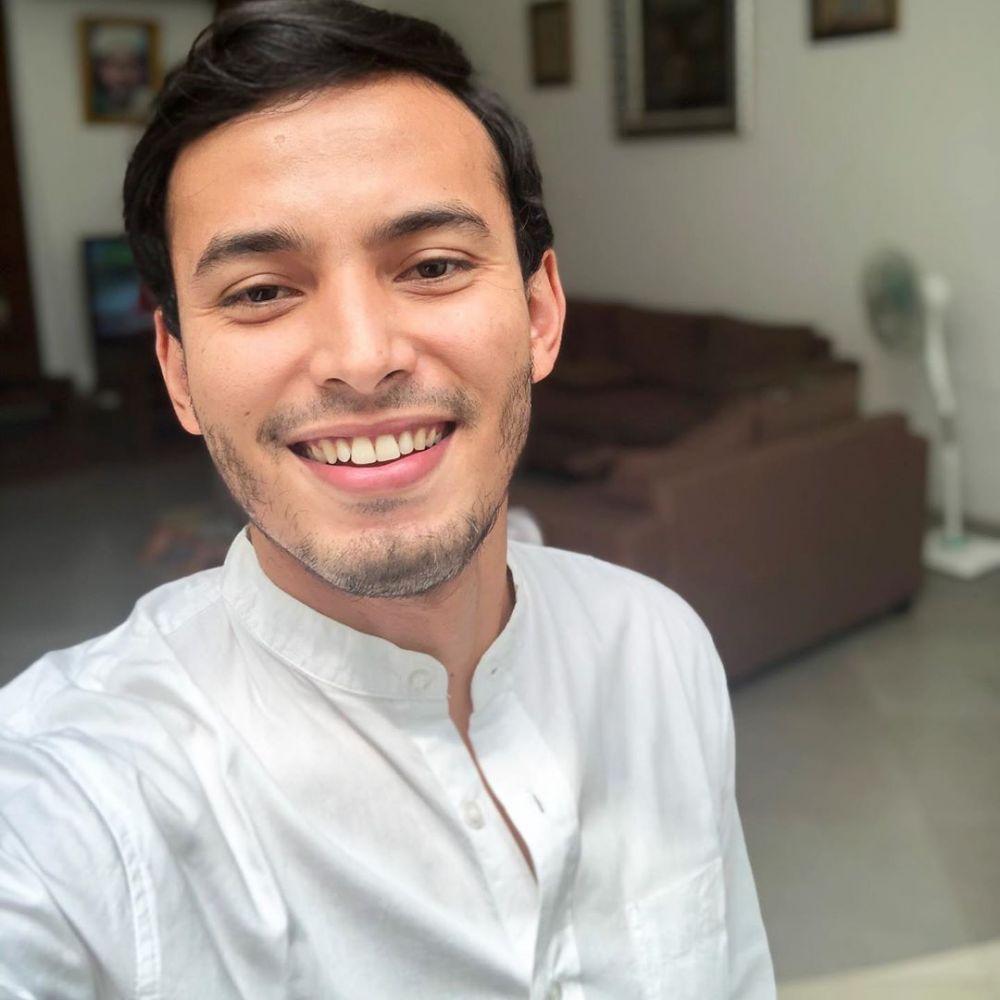 Rifky Alhabsyi main bola Instagram