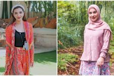 Jarang terekspos, ini nama asli 11 seleb cantik Indonesia