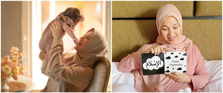 10 Momen Chacha Frederica momong anak tanpa baby sitter