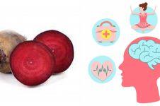 15 Manfaat buah bit untuk kesehatan, dapat mencegah kanker kulit