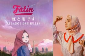 7 Fakta single terbaru Fatin yang bernuansa city pop Jepang
