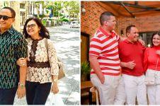 10 Potret mesra Bella Saphira & suami, 7 tahun nikah jauh dari gosip