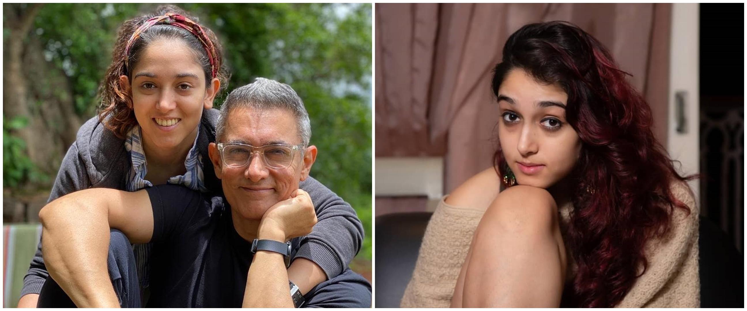10 Potret Ira Khan putri Aamir Khan saat berolahraga, body goals