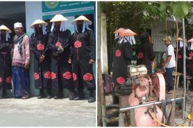 10 Potret kegiatan keren Akatsuki Afkar organisasi Naruto di Indonesia