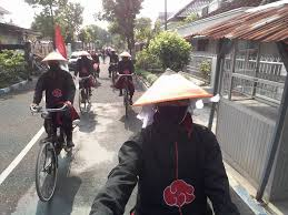 Kelakuan akatsuki Indonesia Facebook/ Organisasi Akatsuki Afkar