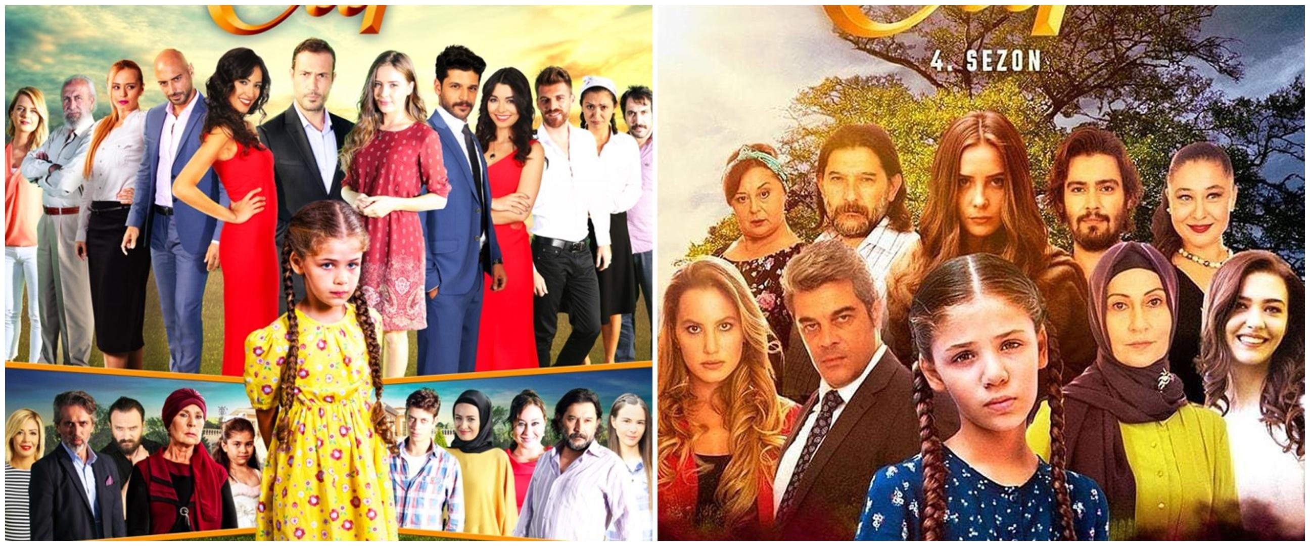 5 Tahun berlalu, begini kabar terbaru 6 pemain serial Turki Elif