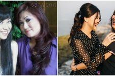 10 Momen kebersamaan Sarwendah dan ibu, sama-sama stylish