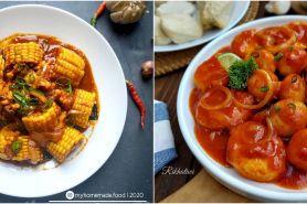 10 Resep masakan dengan saus padang, enak, pedas, dan bikin nagih