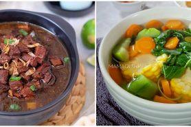 20 Resep sayur untuk dijual, enak, sehat, dan sederhana