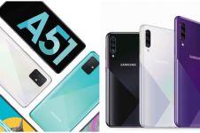 Harga 10 HP Samsung seri Galaxy A dan spesifikasi, ramah di kantong
