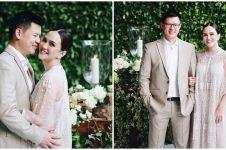 10 Momen romantis Shandy Aulia rayakan ulang tahun suami di Bali