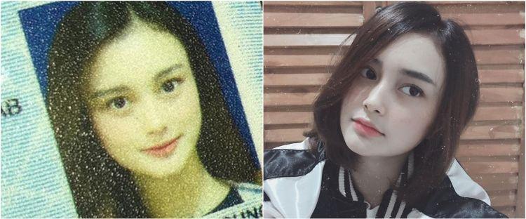7 Pesona Liya wanita yang viral karena memiliki foto KTP cantik