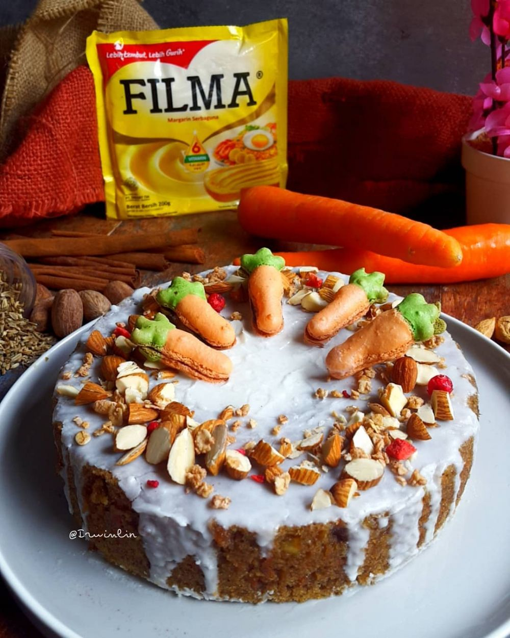 kue kukus tanpa mixer instagram