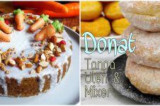 10 Resep kue kukus tanpa mixer, enak, sederhana, dan praktis