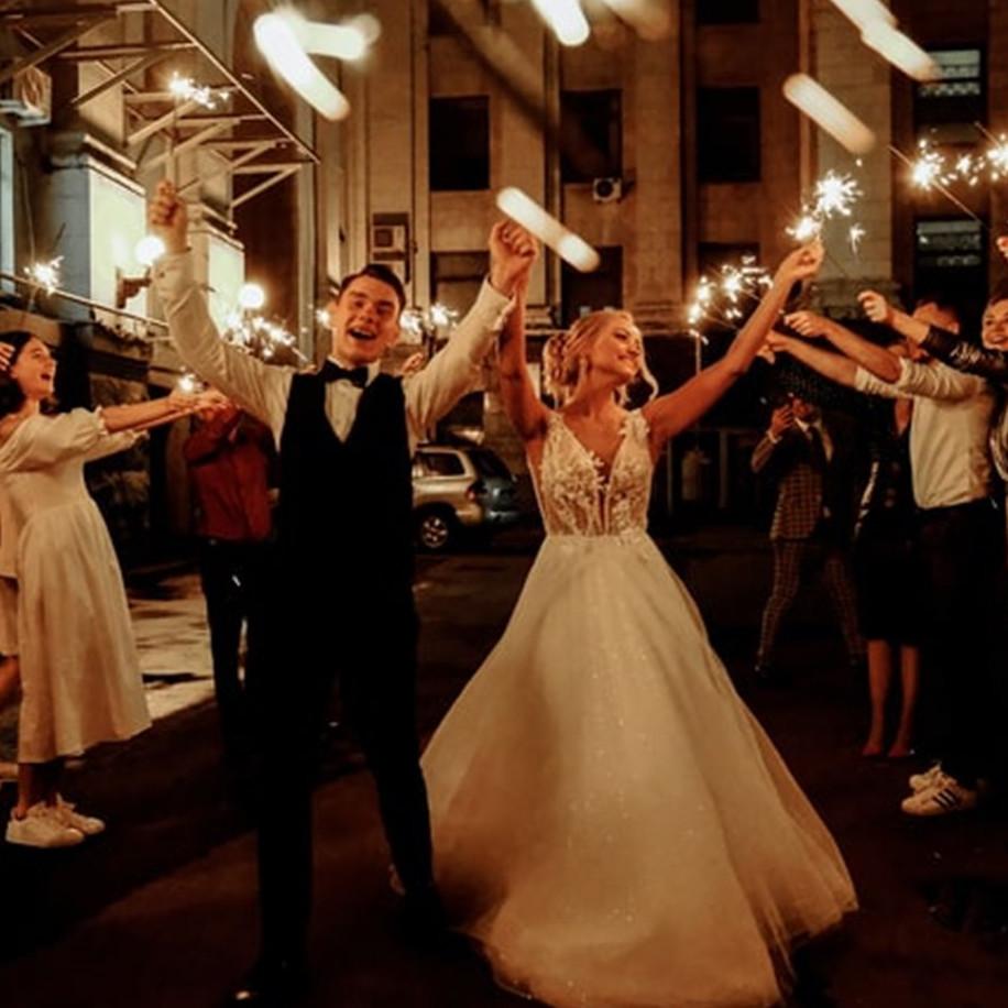 Viral tamu pesta pernikahan dapat makanan sesuai uang sumbangan