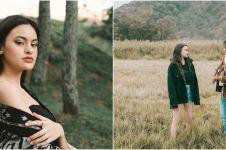 7 Potret Andira Hadley pacar Bisma Karisma, gaya rambut curi perhatian