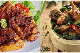 13 Resep olahan ayam ala restoran, enak, mewah, dan mudah dibuat