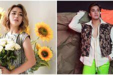 10 Pemotretan Amanda Manopo dan Billy Syahputra dengan gaya kasual