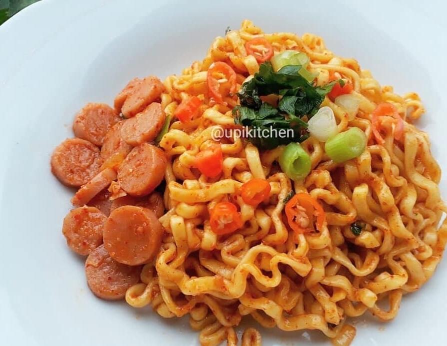 10 Resep Olahan Mi Rasa Pedas Cakrawala Rafflesia