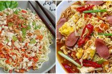 10 Resep olahan mi rasa pedas, lezat dan mudah dibuat