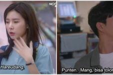 10 Subtitle drama Korea pakai bahasa daerah, kocak