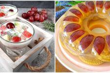 9 Resep olahan buah anggur ala rumahan, sederhana dan enak
