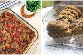 10 Resep camilan dari oatmeal, enak, sehat, dan sederhana