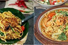 10 Resep bakmi Jawa, enak, sederhana dan mudah dibuat