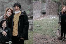 9 Momen Anji dan keluarga di Gunung Puntang, sampai bikin toilet