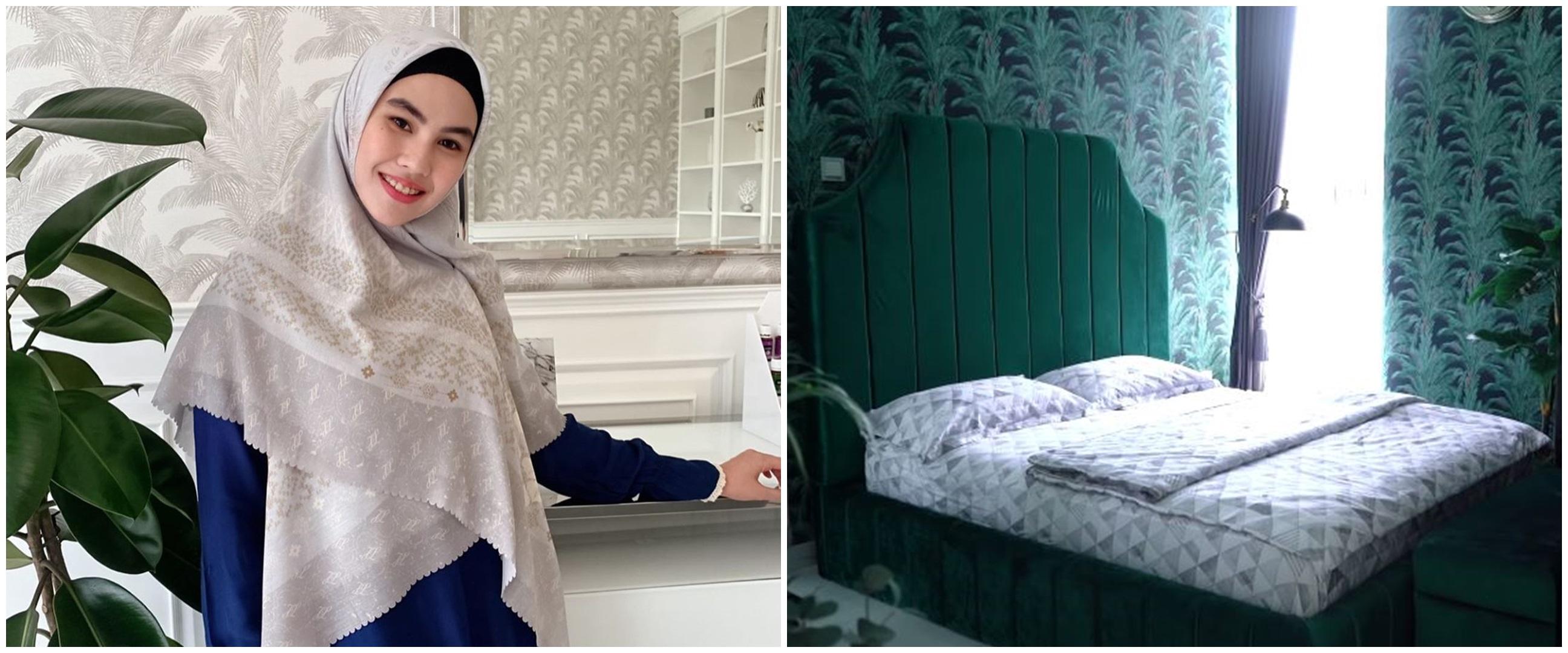 13 Potret kamar baru 4 anak Kartika Putri, dekorasinya unik