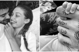 Gigi Hadid melahirkan, Zayn Malik ungkap pesan haru